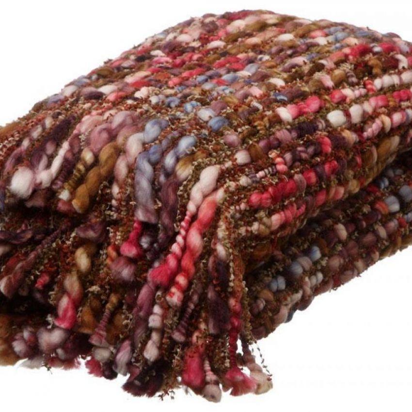 Tribeca Paisk Blanket