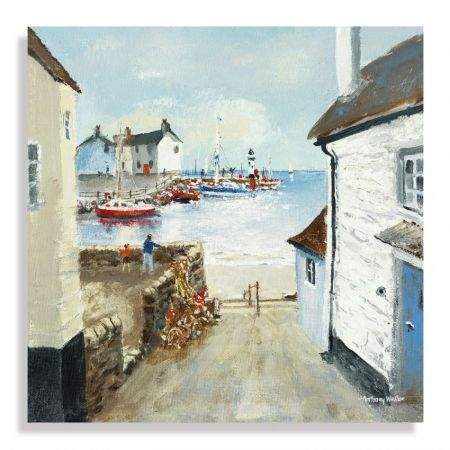 Harbour House Print