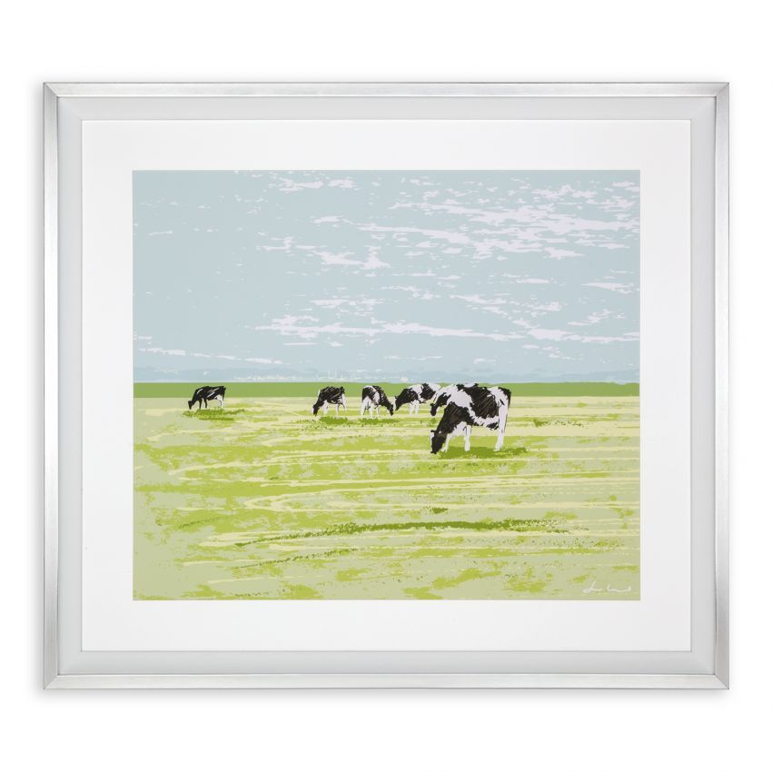 Art Marketing Graze Print