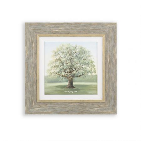 Small Mighty Oak Print