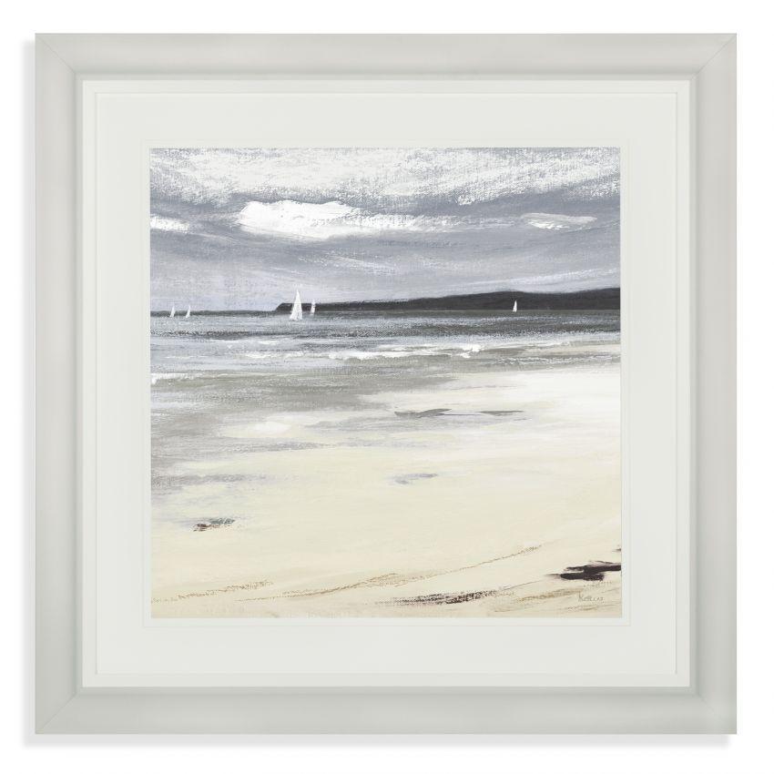 Silver Sails Print