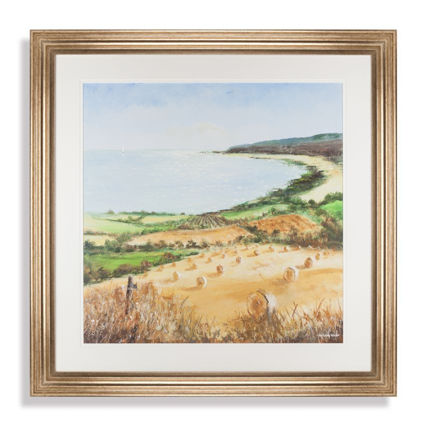 Art Marketing Golden Fields Print