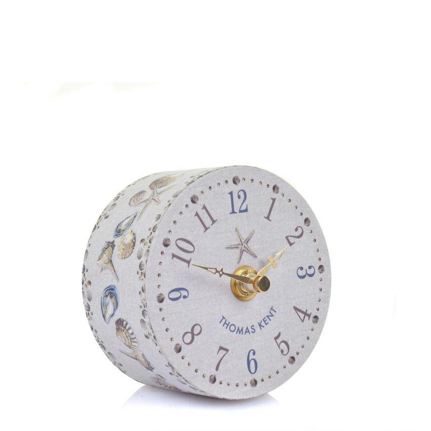 Portobello Clock Sea Shells