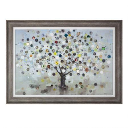 Art Marketing Watch Tree Print
