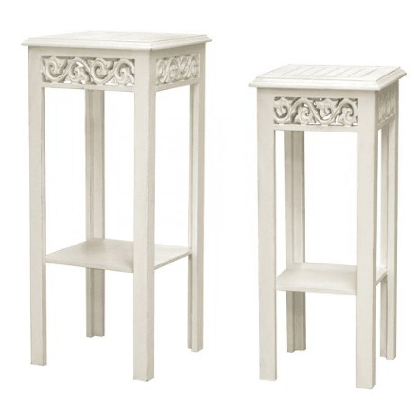 Belgravia Set Of 2 Plant Stands