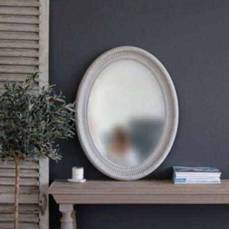 Biggie Best Lisbon Oval Mirror