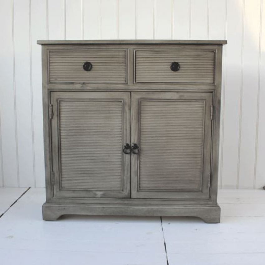 Biggie Best Dark Grey Venice Cabinet