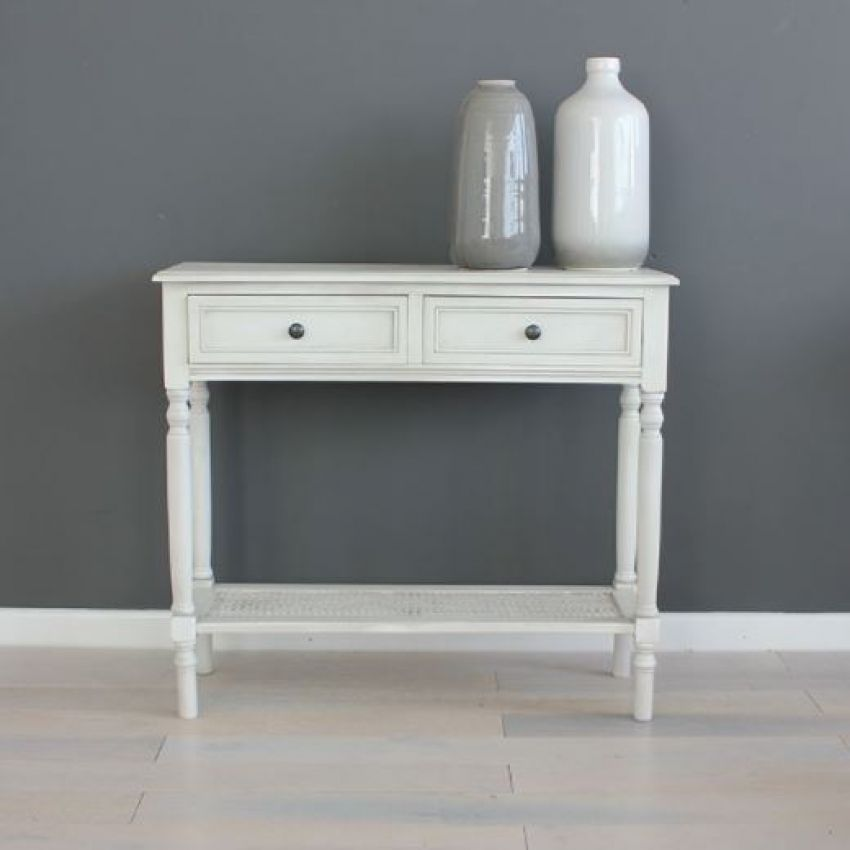 Biggie Best Venice Oyster Console Table