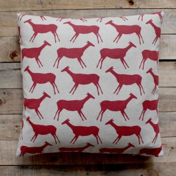 Biggie Best Red Rock Painting Cushion. Add some character to your home with this delightful cushion.