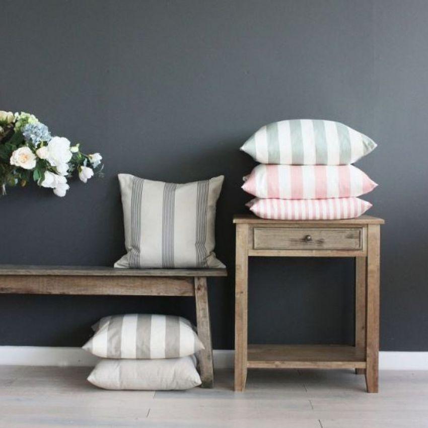 Biggie Best Tetbury Natural Bedside Table