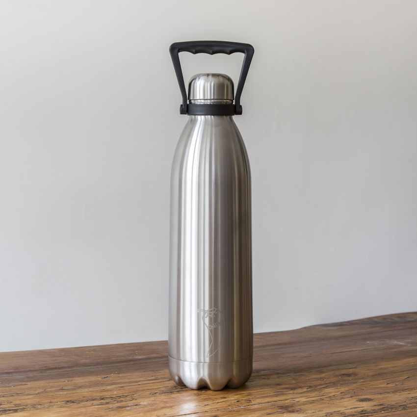 Chilly S Stainless Steel 1 8l Bottle From Just Trio