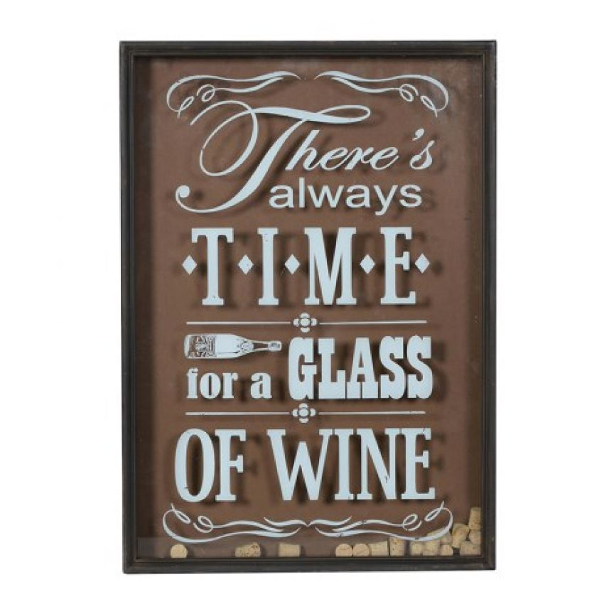Time for Wine - Wall Sign