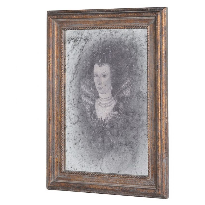 Lady Ghost Mirror