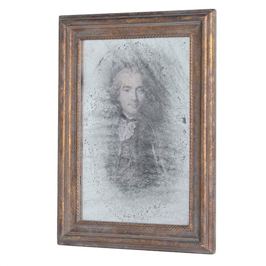 Man Ghost Mirror