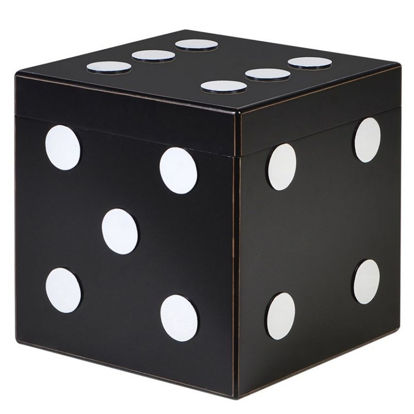 Black Dice Storage Box