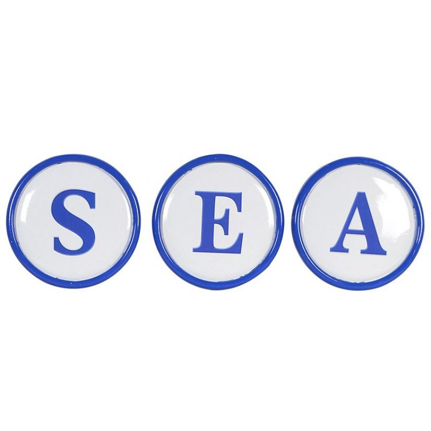 Sea Wall Letters