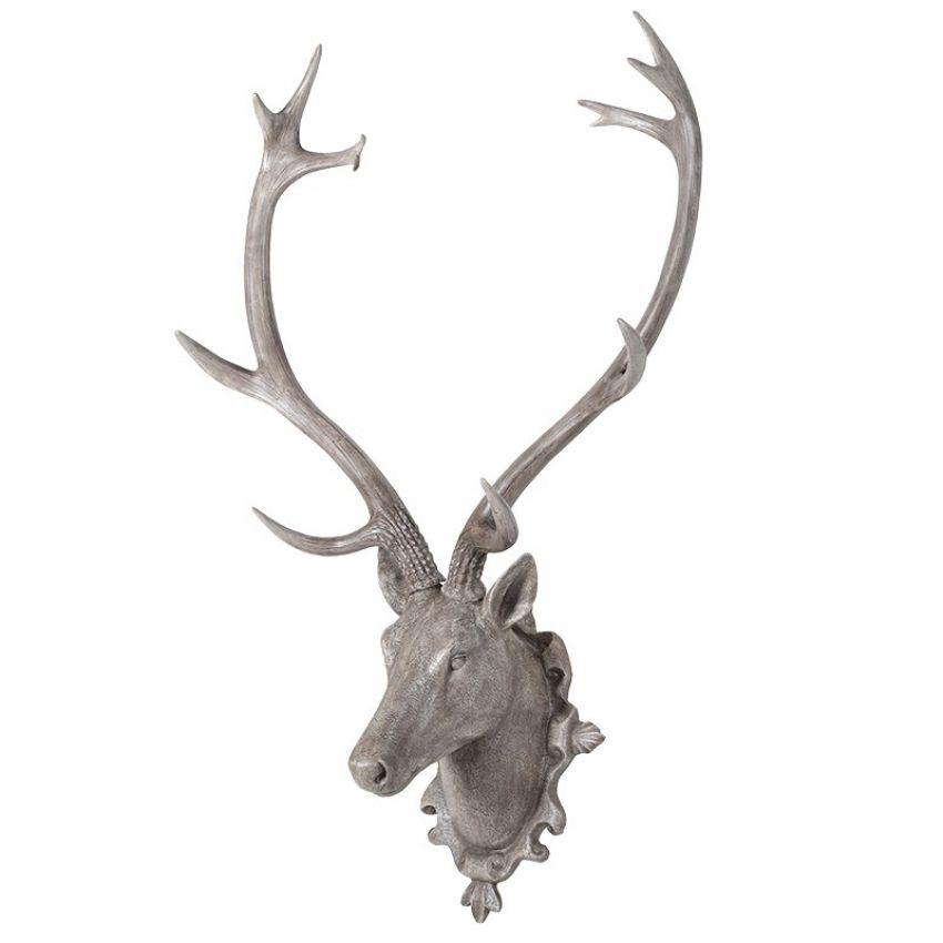 Wall Hanging Deer Head