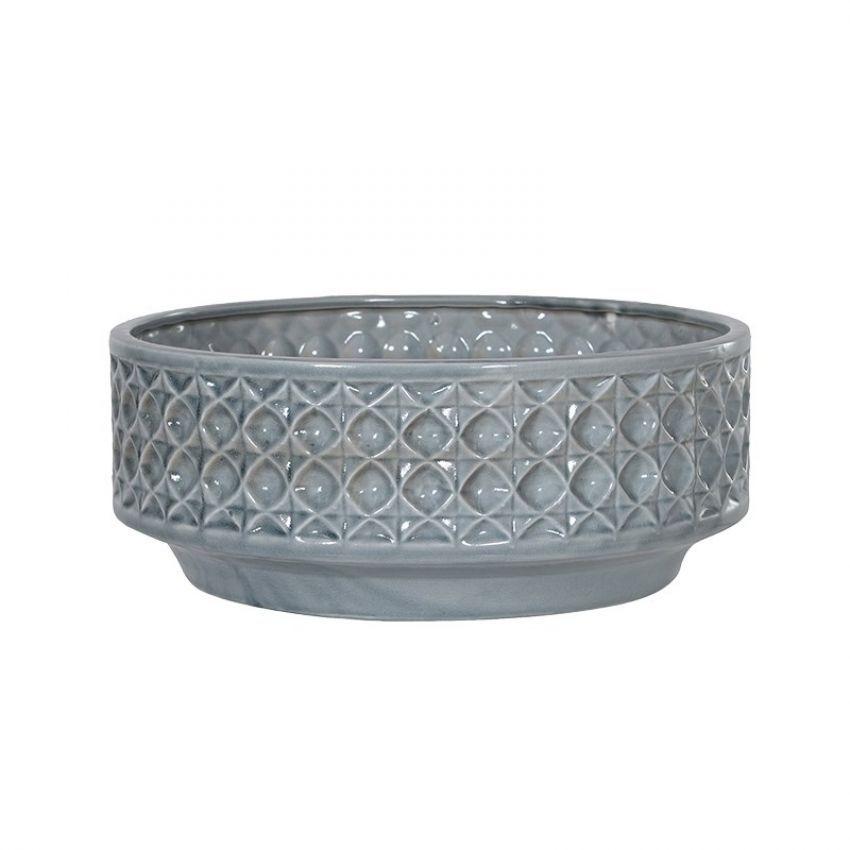 Blue Pattern Bowl