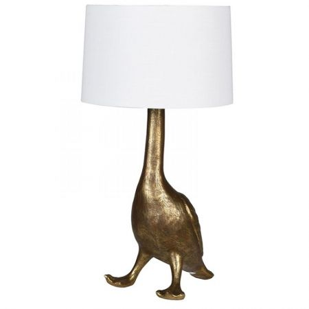 Golden Goose Base Lamp