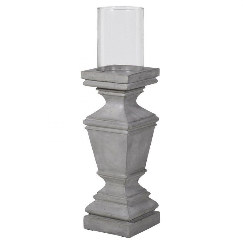 Small Pedestal Hurricane