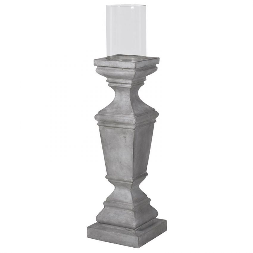 Large Pedestal Hurricane