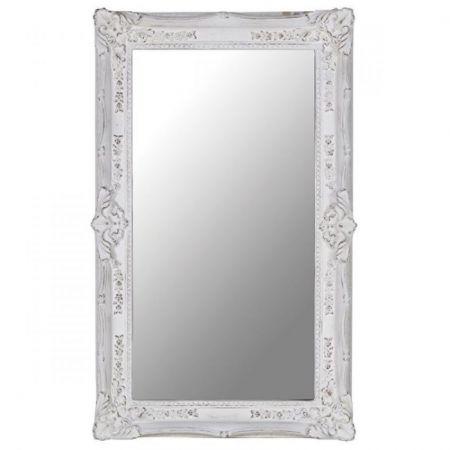 Ornate Rectangular Mirror