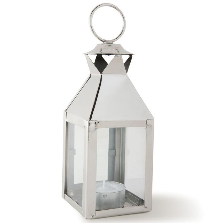 Square Mini Tealight Lantern