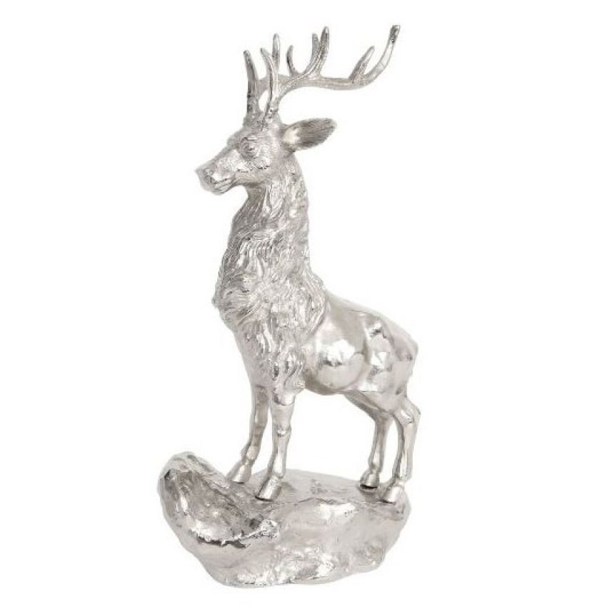 Culinary Concepts Stag Rock Ornament