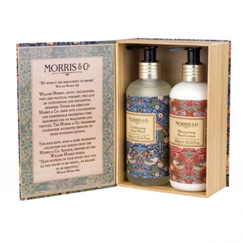 Morris & Co. Hand Wash & Hand Lotion Duo