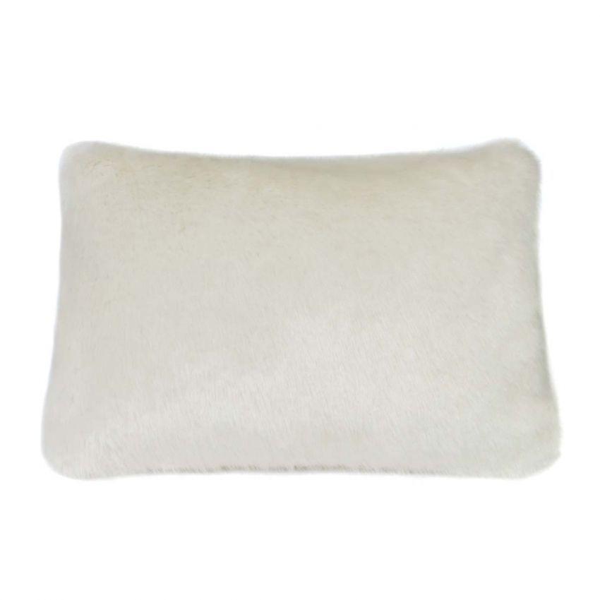 Helen Moore Ermine Rectangular Cushion