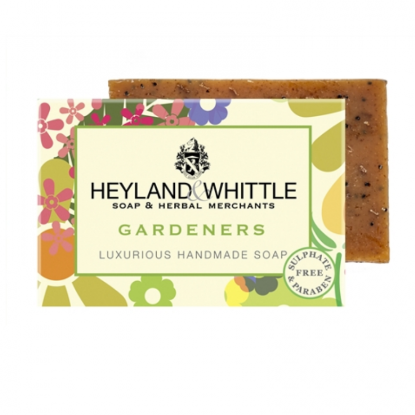 Heyland and Whittle Gardeners Soap Bar