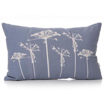 Prairie Cushion Blue