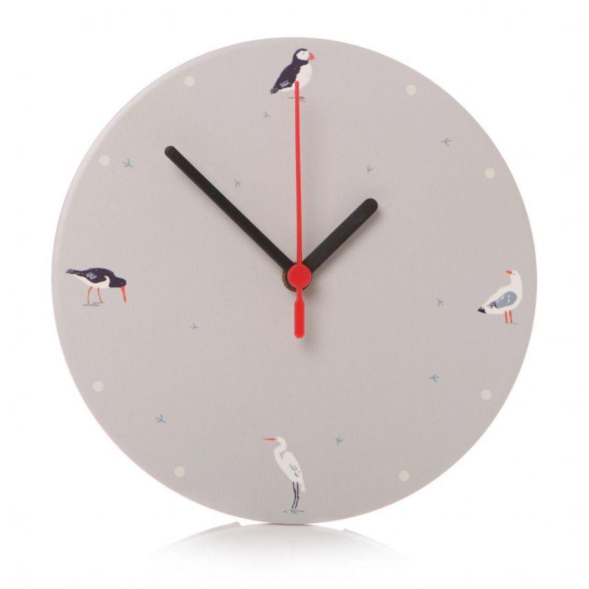 RSPB Birds Wall Clock