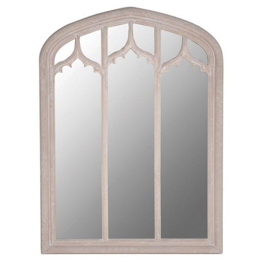 Triple Window Mirror