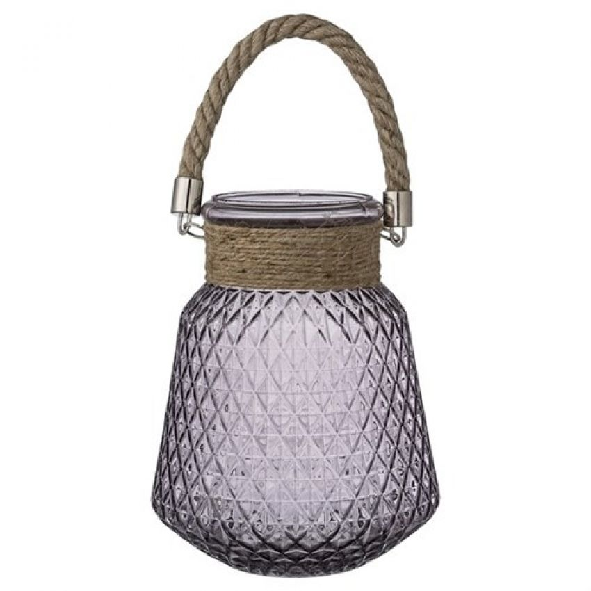 Lena Plum Lantern