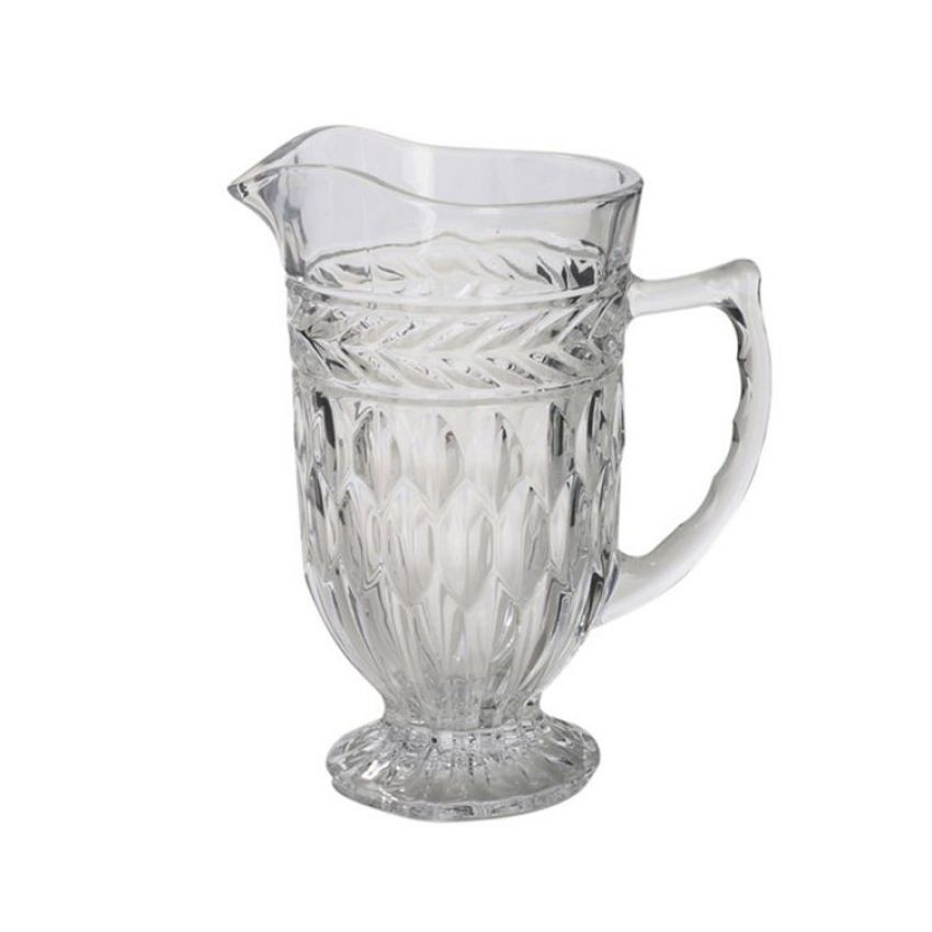 Cristel Collection Glass Jug