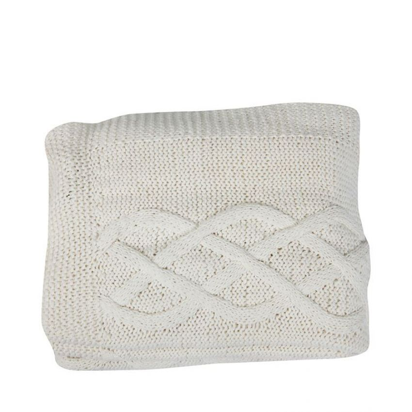 Mie Knit Throw