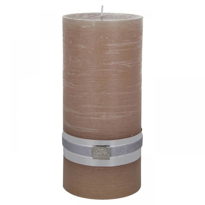 Rustic Camel Candle 20cm