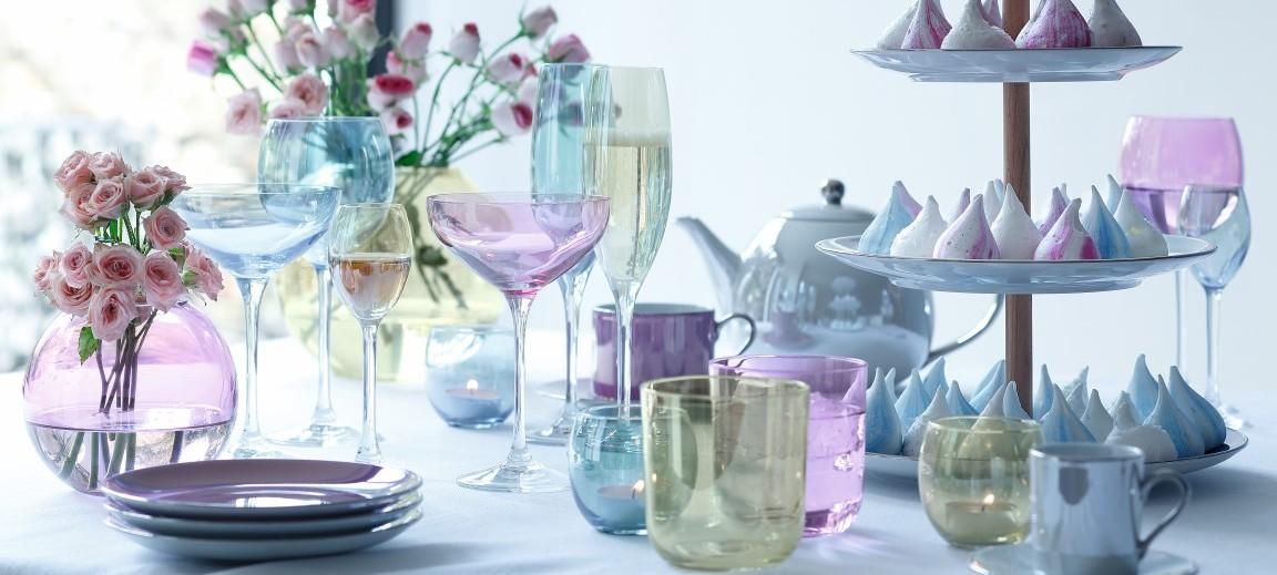 LSA Internaitonal Glassware...