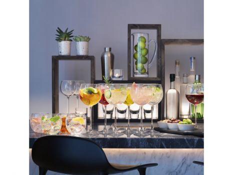 Justtrio barnstaple shop. Barnstaple furniture store. LSA International UK sale. UK LSA glasses sale. Cheap LSA UK glass. Cheap Gin glasses UK. LSA Tumbler UK sale. LSA International Balloon Tumbler 450ml x8 g1363-16-301. Designed for optimum versatility, this set of eight Balloon tumblers is ideal for serving wine, cocktails, apéritifs or individual desserts.