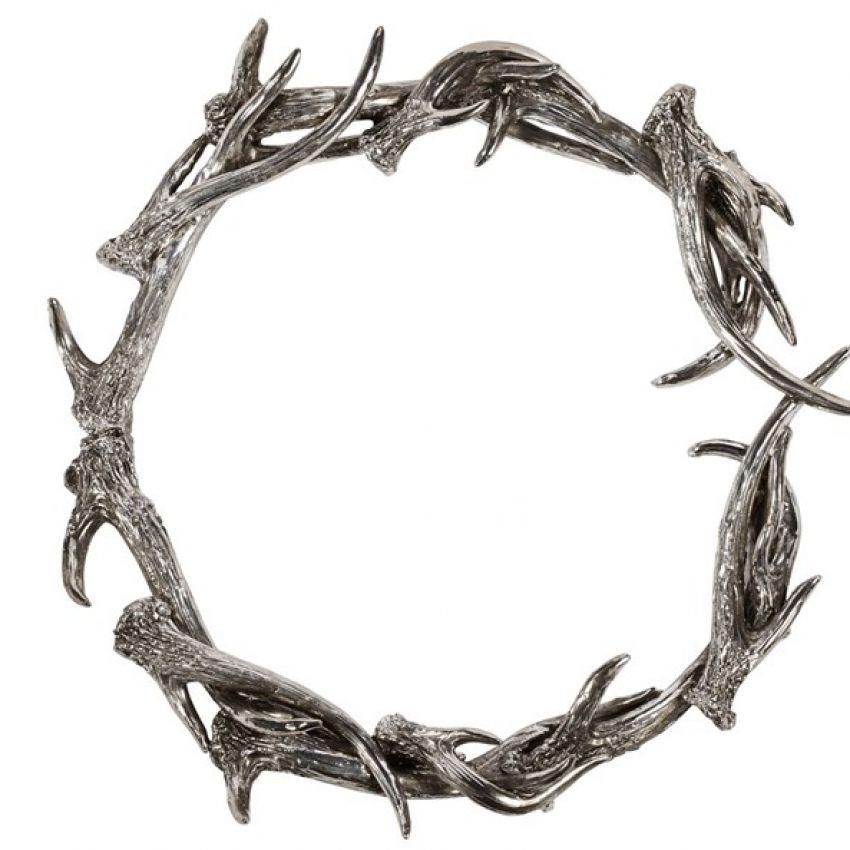 Serafina Antler Wreath