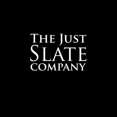The Just Slate Company logo