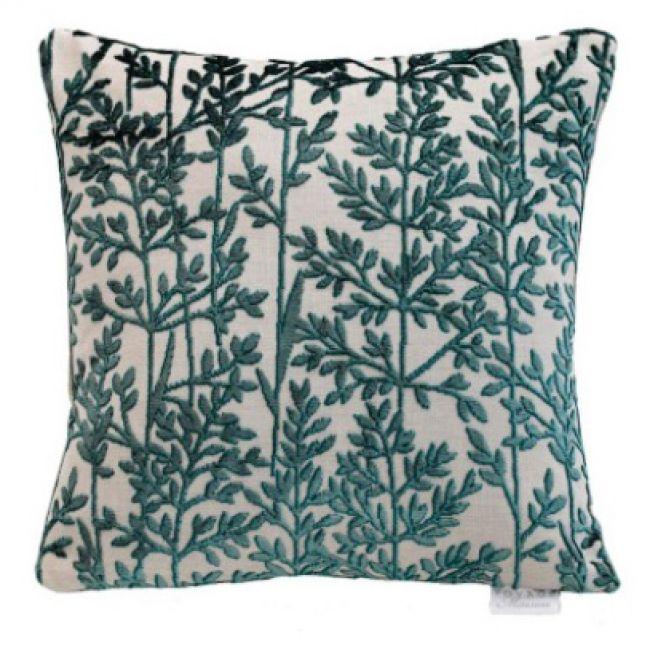 Batur Azure Cushion