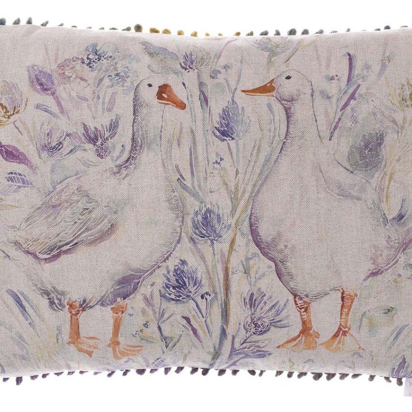 Goosey Gander Cushion