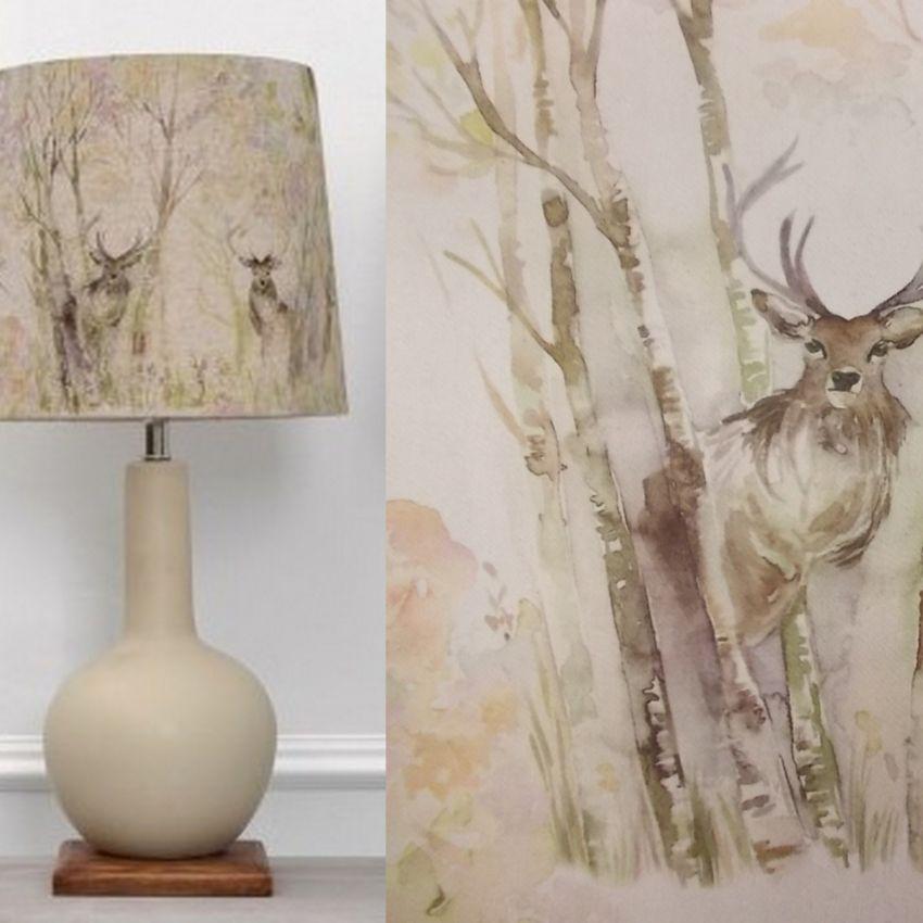 Enchanted Forest Galina Lamp
