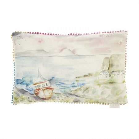 Voyage Silver Shore Cushion