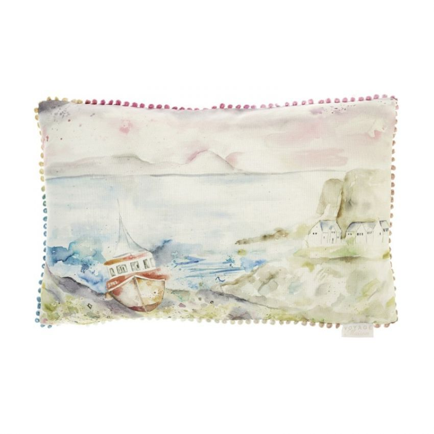 Voyage Silver Shore Cushion