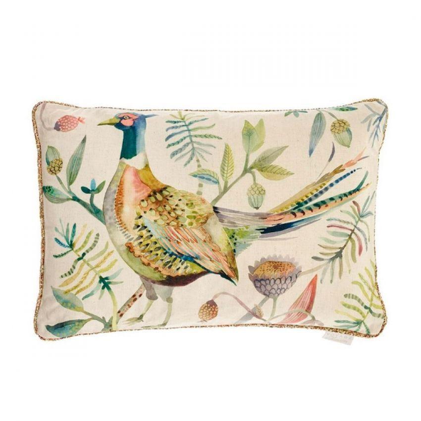 Voyage Maison Pheasant Autumn Cushion