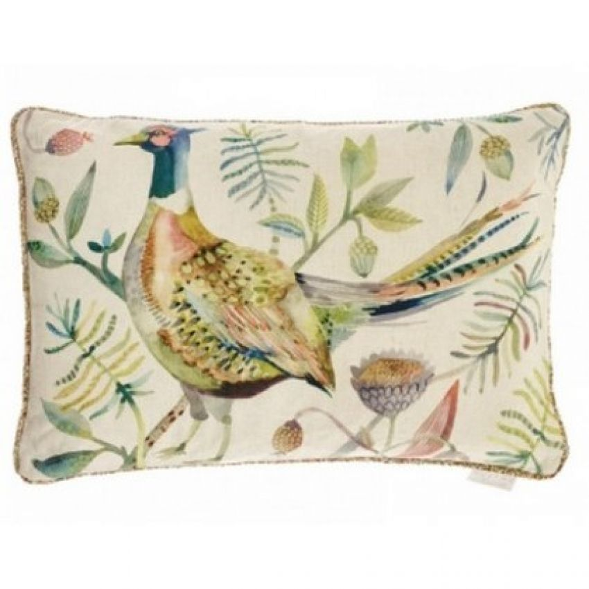 Voyage Autumn Pheasant Cushion