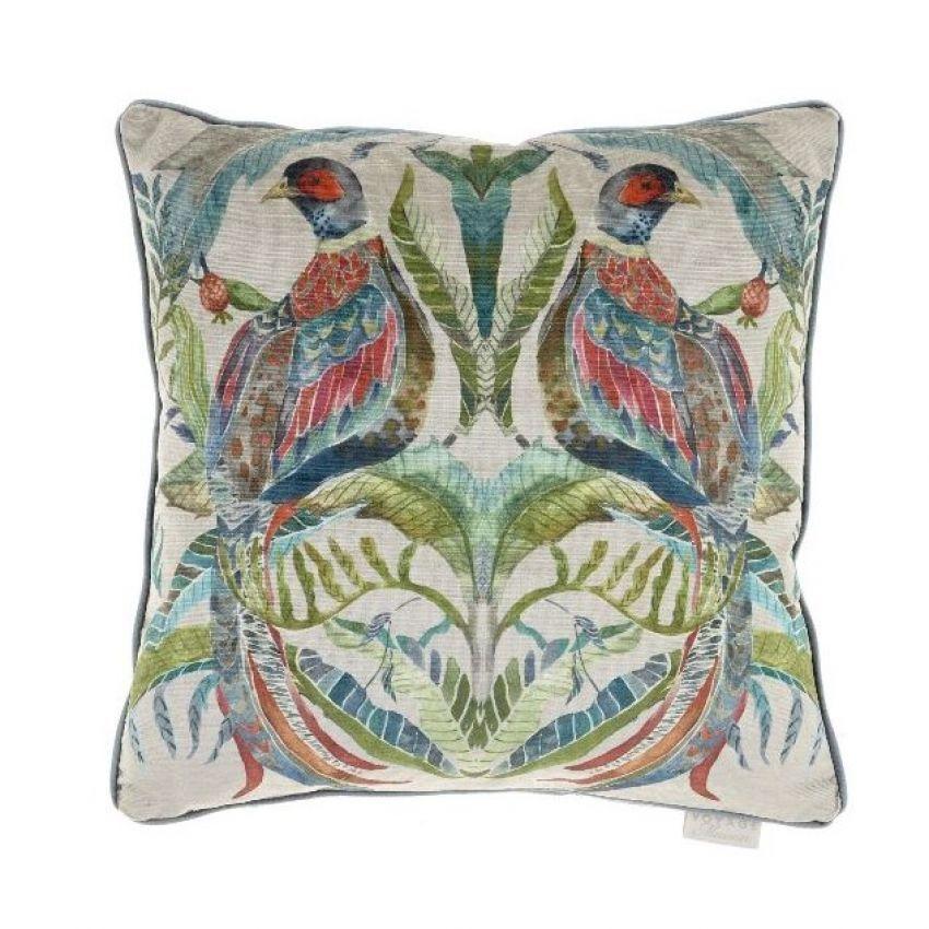 Voyage Maison Northlew Pheasant Pomegranate Cushion